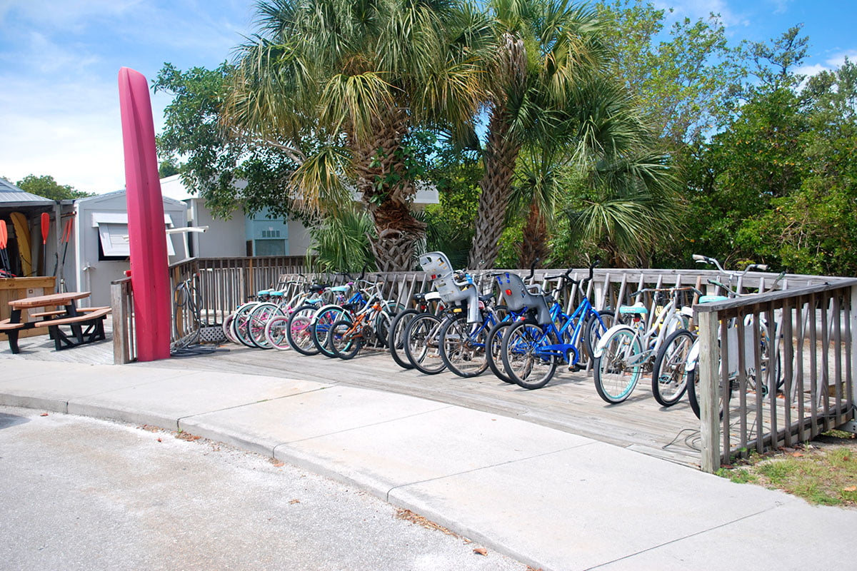Lake county florida paved bike trails bicycling and the for Key west bike trails