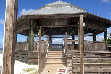 Lovers Key Gazebo