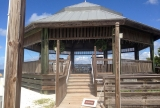 Gazebo at Lovers Key