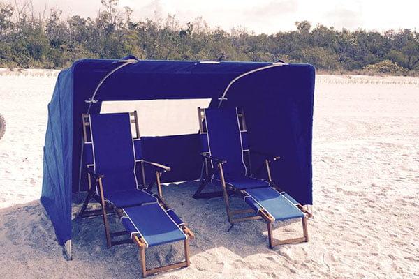Cabanas U2013 $20 | Pictured Lounge Chairs U2013 $8
