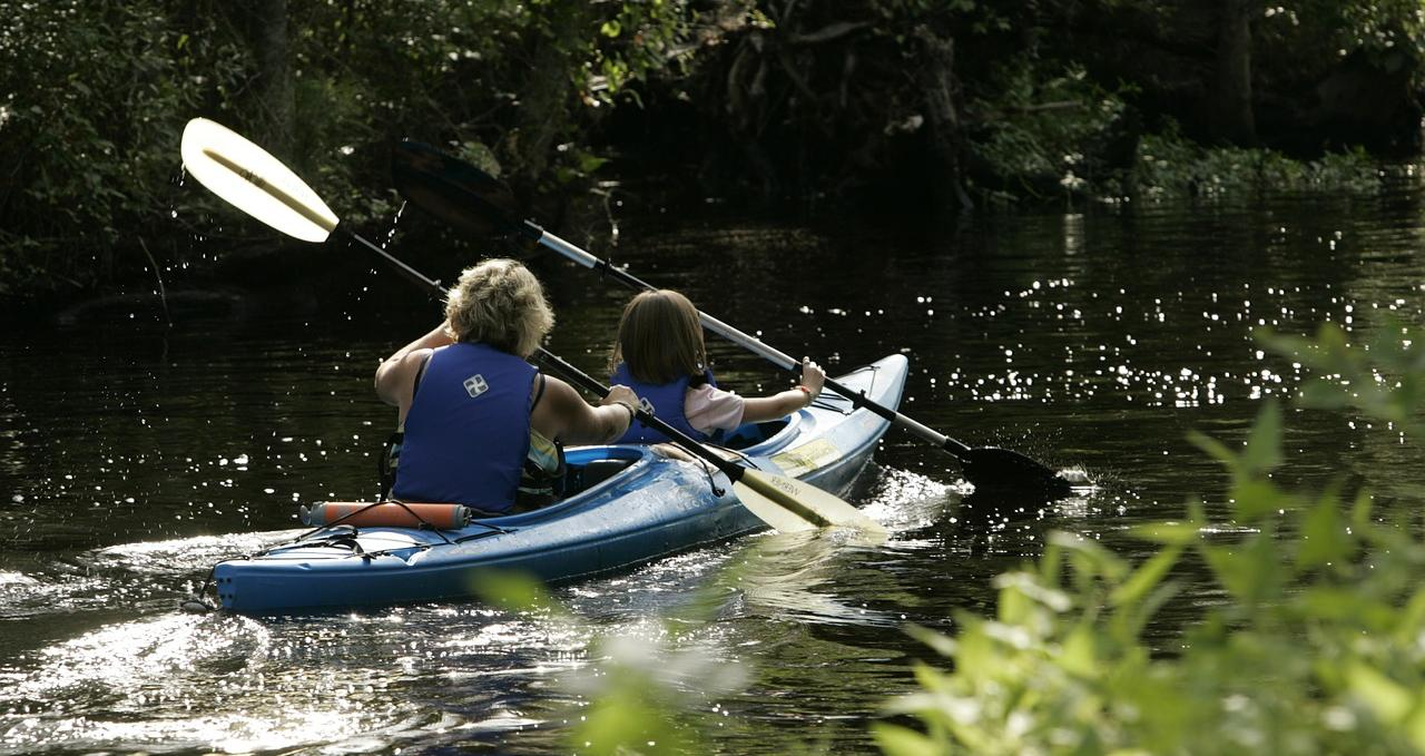 Benefits of Kayaking and Canoeing