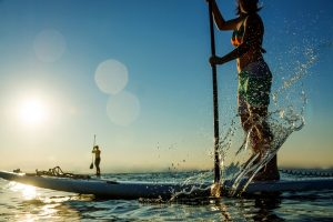 What are the Benefits of Stand Up Paddle Boarding