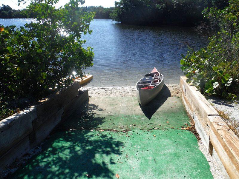 Canoe Tours Lovers Key