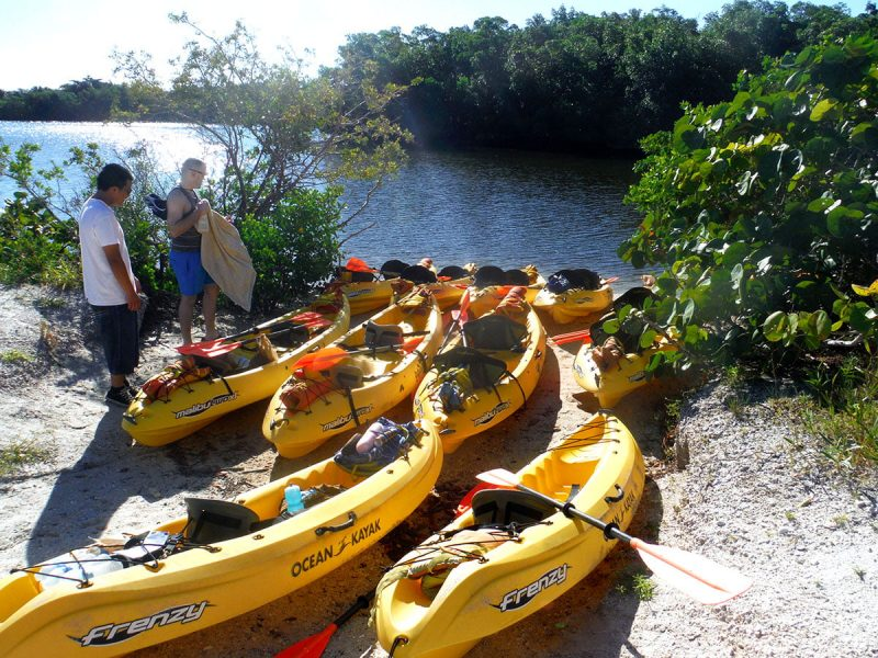 Group tours Fort Myers Beach