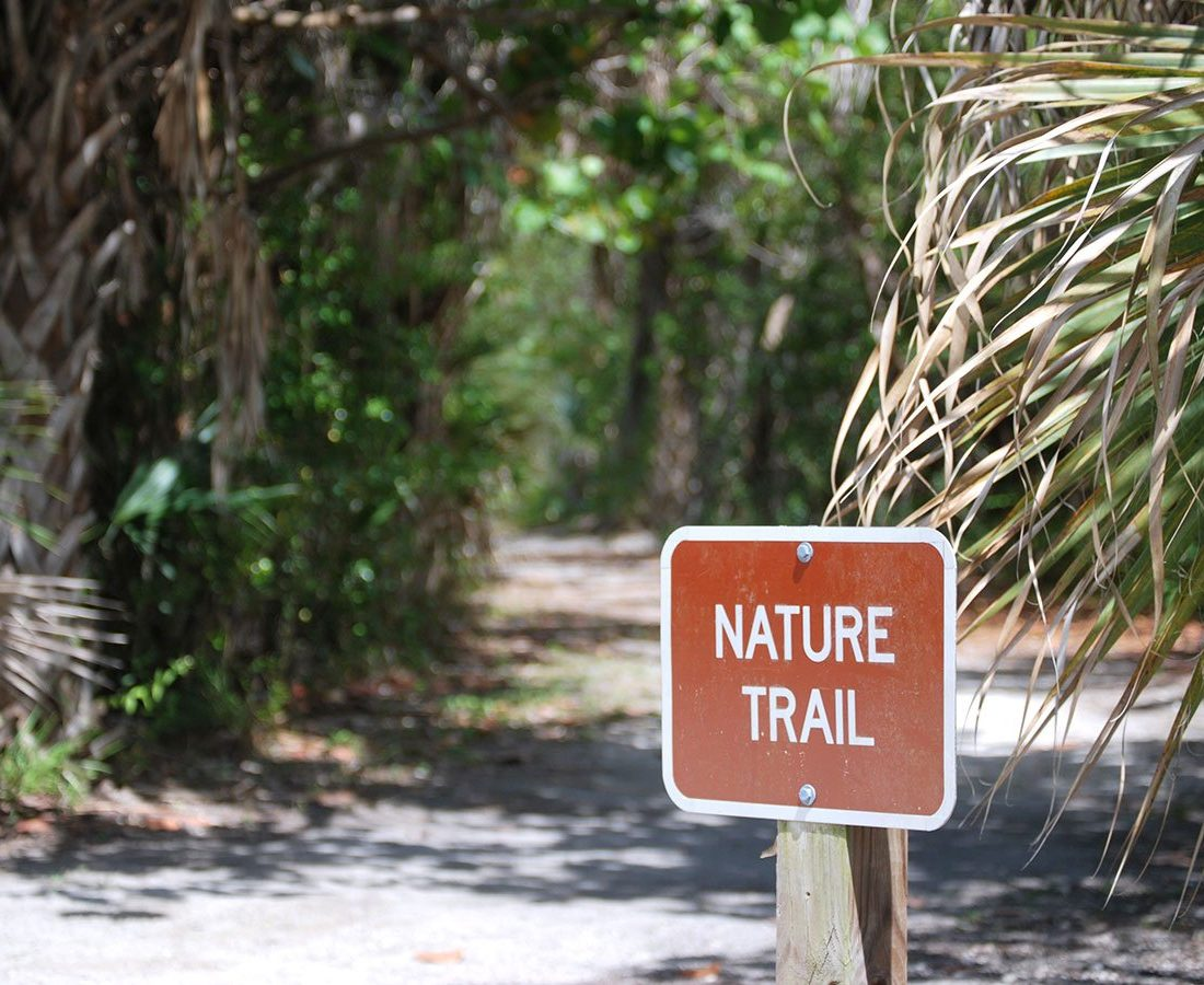Lovers Key Nature Trails