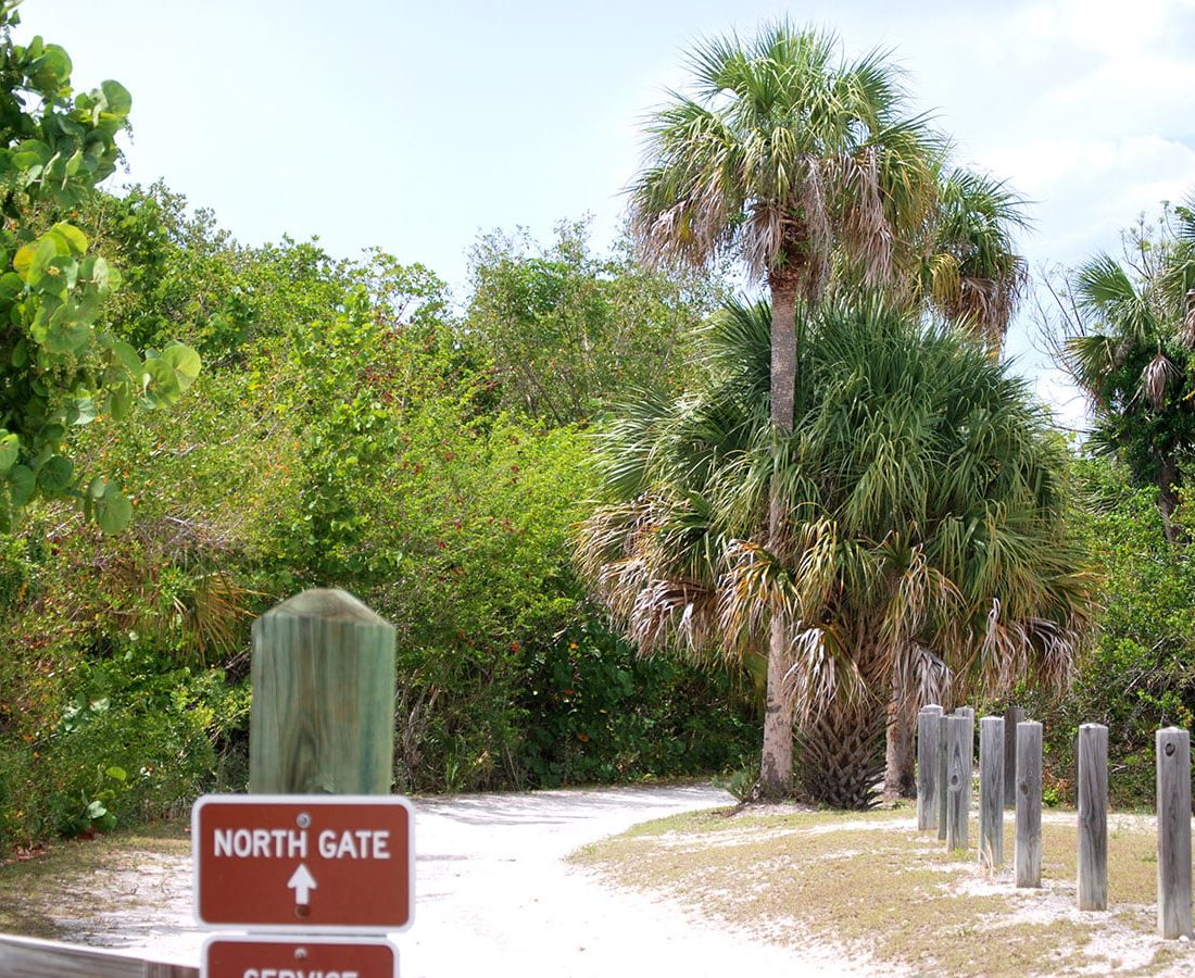 North Gate Trail Lovers Key State Park