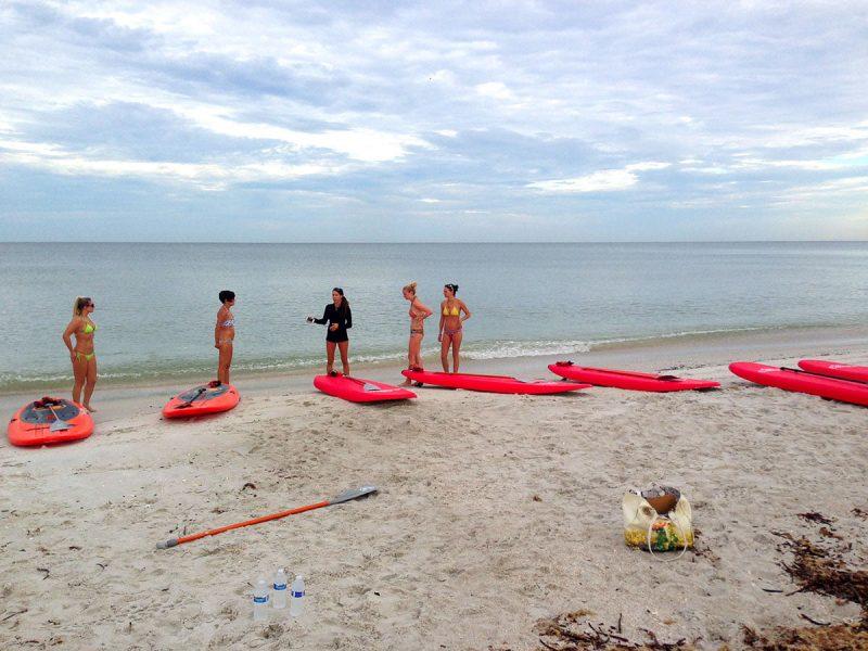 Paddleboard-Instruction-Lovers-Key-Florida