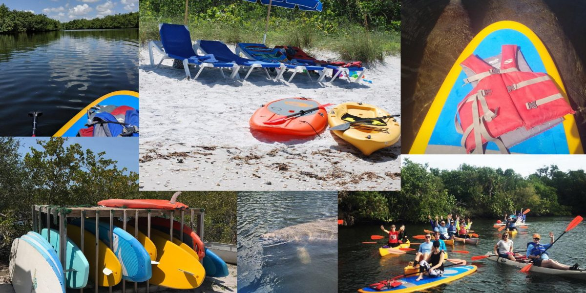 Stand-Up Paddleboard Your Way Through Lovers Key State Park