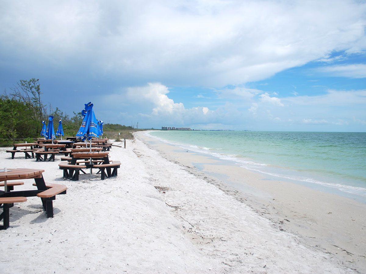 White Sand Florida Beaches