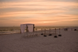 Sunset Wedding Fort Myers Beach