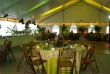 Tropical Themed Event Ballroom