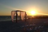 Sunset Wedding Ceremony on the Beach